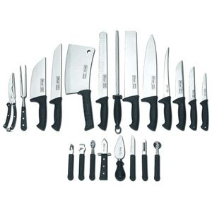 Slitzer Germany® 22pc Professional Chef's Cutlery